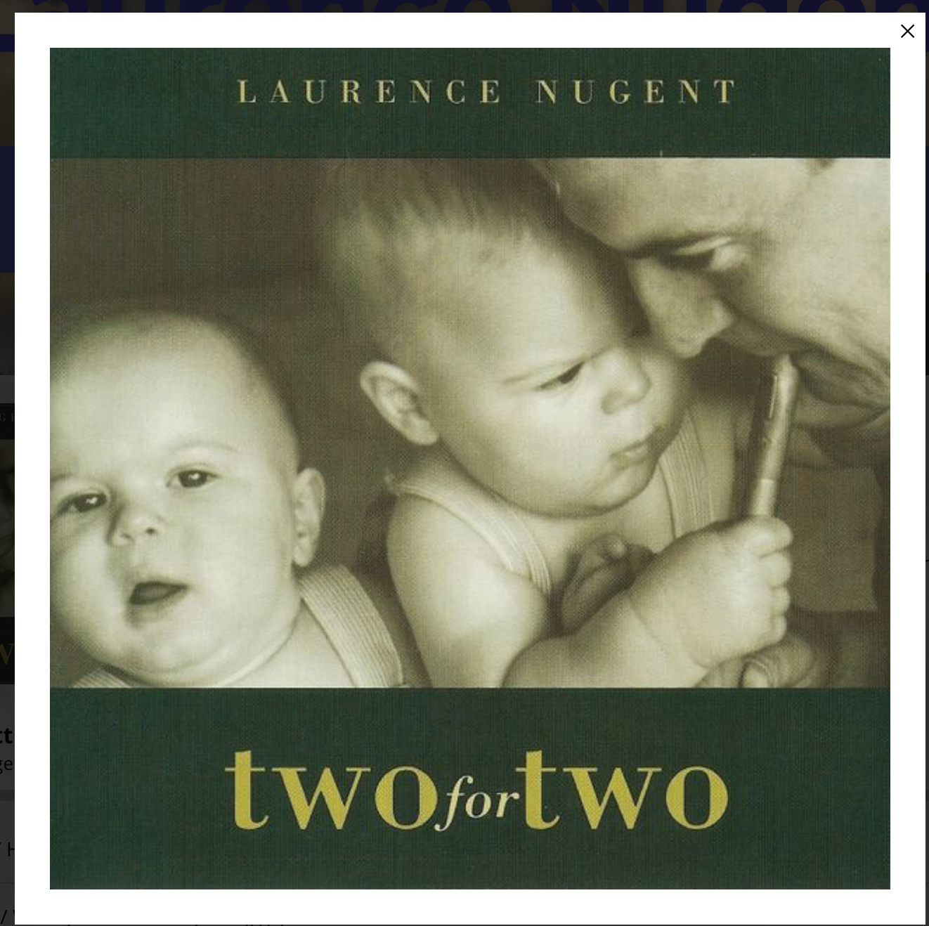 Laurence Nugent Two for Two