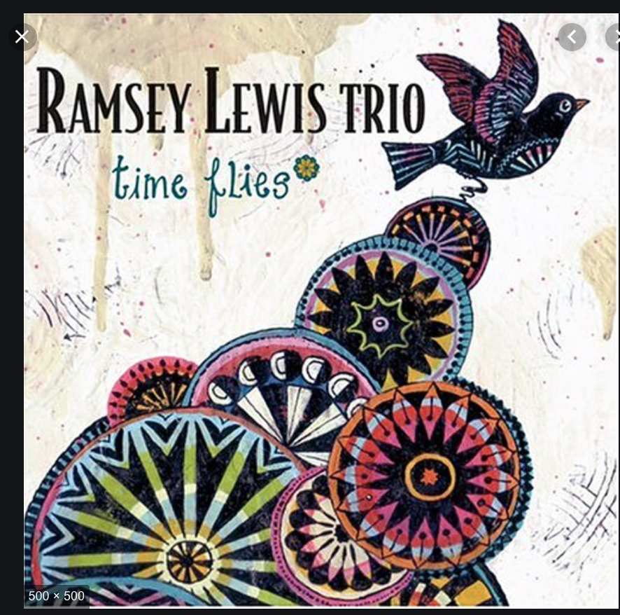 Ramsey Lewis Trio Time Flies