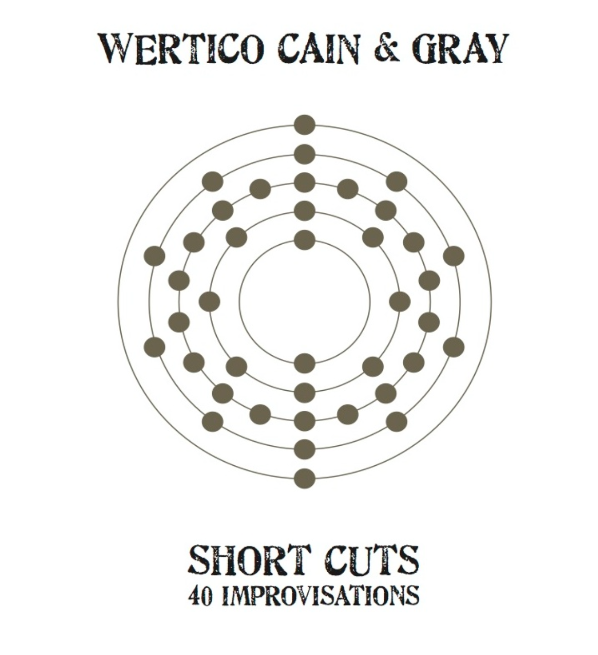 Wertico Cain and Gray Short Cuts
